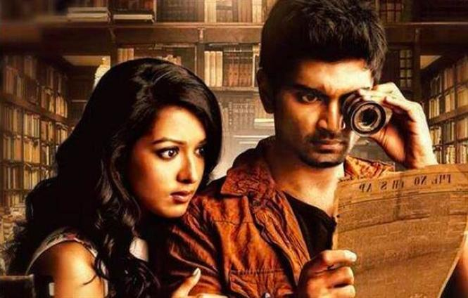 Kanithan Review - Brawny pretending to be Brainy