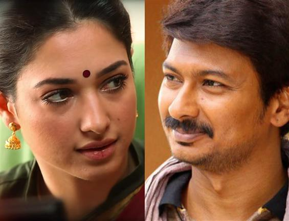 Kanne Kalaimane starring Udhayanidhi, Tamannaah to release on this date!