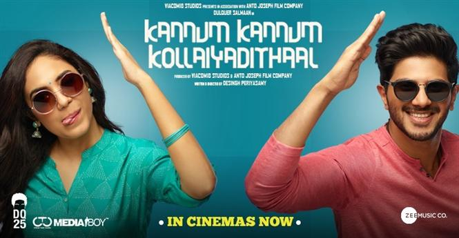 Kannum Kannum Kollaiyadithaal is a surprise winner at the box office