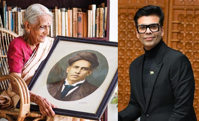 Karan Johar announces film on Sir C Sankaran Nair!