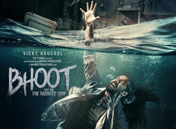 Karan Johar shares new spooky poster of Vicky Kaus...