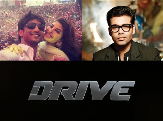 Karan Johar's Drive feat. Sushant Singh Rajput, Jacqueline Fernandez to finally release!