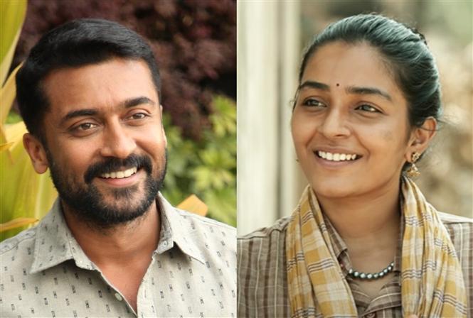 Karnan actress Rajisha Vijayan to be paired opposite Suriya!