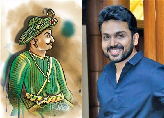Karthi 19 is not about Tipu Sultan, clarify producers after protesters stall film shoot!
