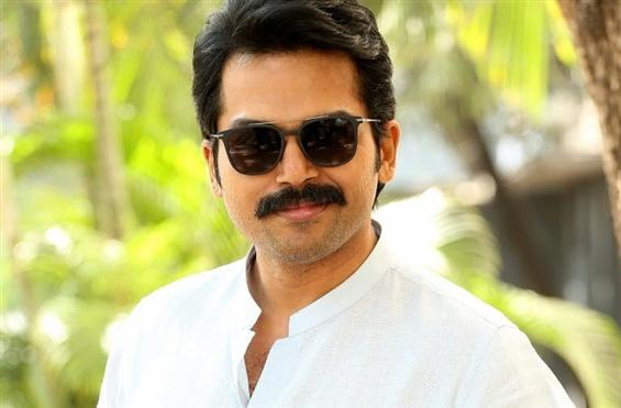 Karthi 19 to be titled Sultan?