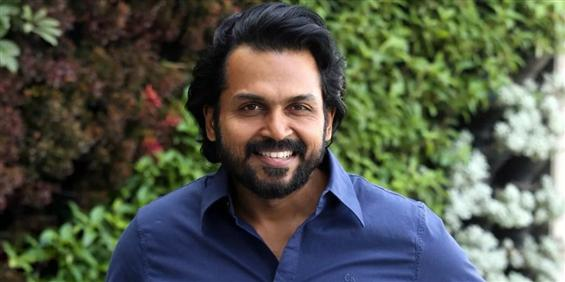 Karthi: Be it Jallikattu or CAA, it is students wh...