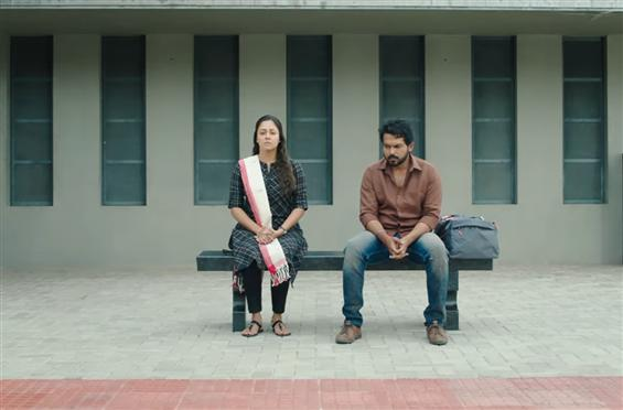 Karthi, Jyotika's Thambi Teaser!