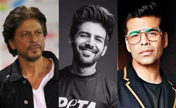Karthik Aryan quits Shah Rukh Khan's film after Ka...