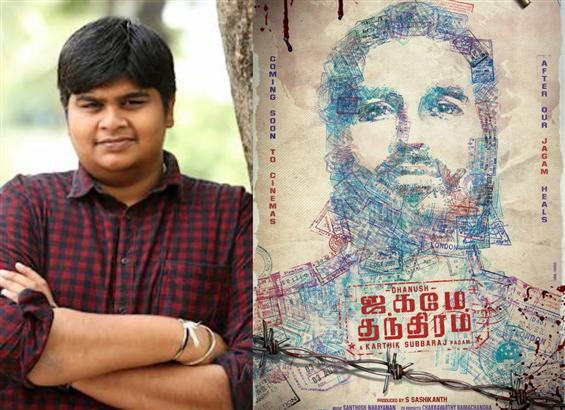 Karthik Subbaraj says Jagame Thandhiram will be in theaters once Jagam heals!