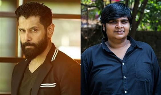 Karthik Subbaraj to team up with Chiyaan Vikram fo...