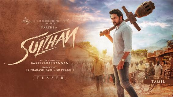 Karthi's Sulthan Teaser is out now!