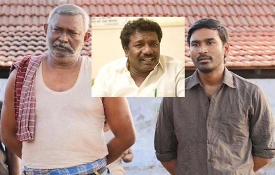 Karunas demands ban on Dhanush's Karnan & Maari Se...