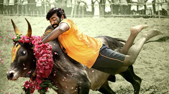 Karuppan Review - Middling rustic drama