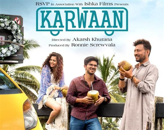 Karwaan: First Poster and Release date out!