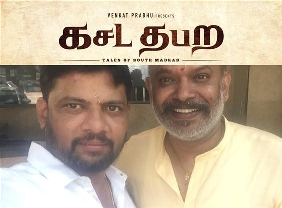 Kasadatabara: 6 Technical Teams for Venkat Prabhu,...
