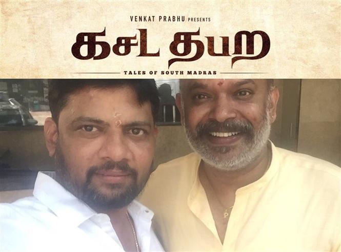 Kasadatabara: 6 Technical Teams for Venkat Prabhu, Chimbu Devan's tales of South Madras!