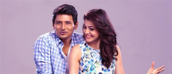 Kavalai Vendam Starring Jiiva and Kajal Aggarwal C...