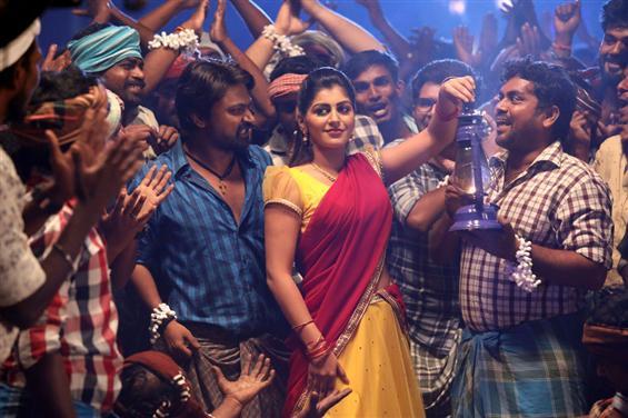 Kazhugu 2 Video Songs: First Single SakalakalaValli feat. Krishna, Yashika Aannand