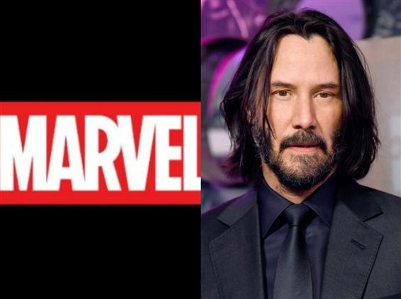 Keanu Reeves as MCU Superhero? Marvel's Kevin Feig...
