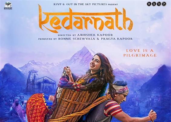 Kedarnath First Look, Teaser feat. Sushanth Singh Rajput, Sara Ali Khan
