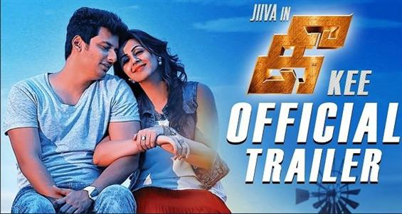 Kee Trailer feat. Jiiva is out