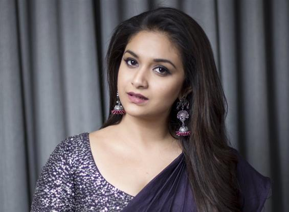 Keerthy Suresh opts out of Mani Ratnam's Ponniyin ...