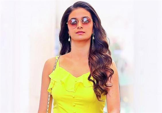 Keerthy Suresh's Miss India Release Date!