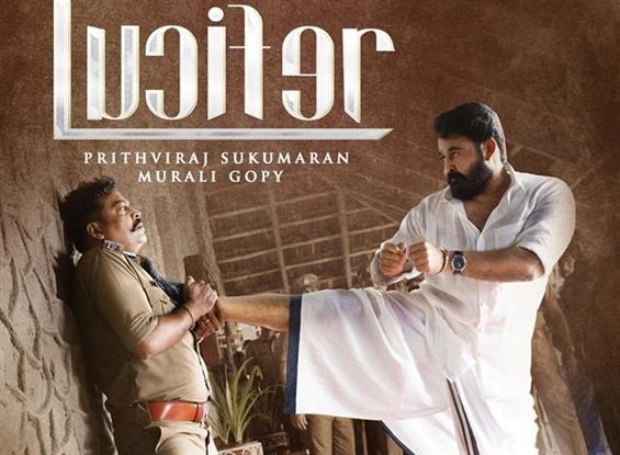 Kerala Police writes to CM protesting Lucifer Poster feat. Mohanlal