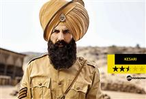 Kesari Review - Combining Facts and Fiction to Create a Superhero Image
