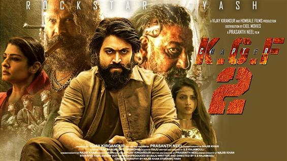 KGF 2 Tamil Satellite Rights big miss for Colors T...