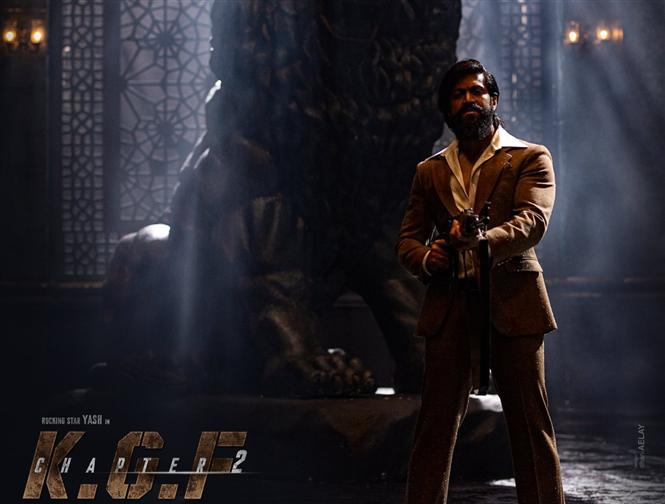 KGF 2 to release in theaters in September, 2021?