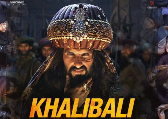 Khalibali Video Song from Padmaavat is out