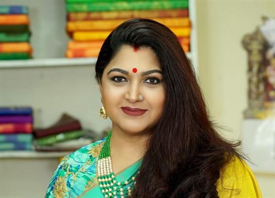 Khushboo's Twitter Account Hacked! Actress confirm...