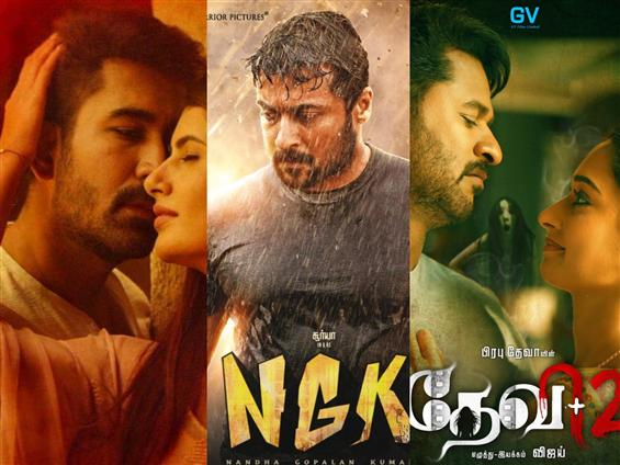 Kolaigaran, NGK, Devi 2: Films that utilized the e...