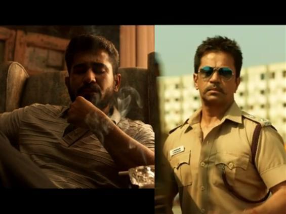 Kolaigaran Sneak Peek starring Vijay Antony, Arjun