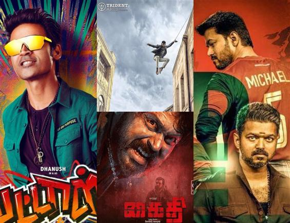 Kollywood gears up for a starry Diwali, 2019!