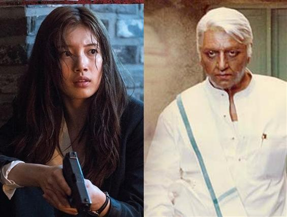 Korean actress Bae Suzy in Indian 2?