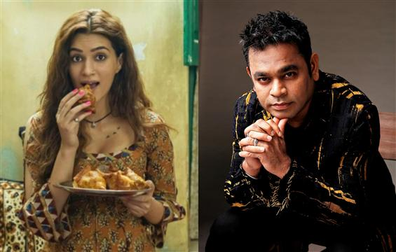 Kriti Sanon congratulates AR Rahman for submitting...