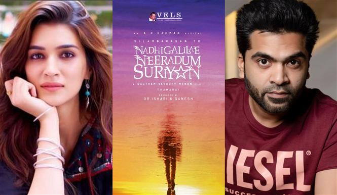 Kriti Sanon might join STR, GVM's Nadhigalilae Neeradum Suriyan!