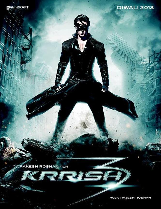 Krrish 3 Official Trailer Tamil