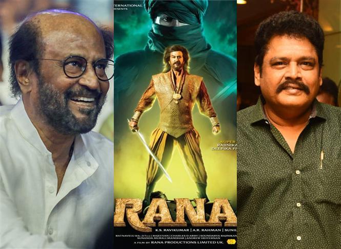 K.S. Ravikumar reveals Rajinikanth asked to narrate Rana once again!