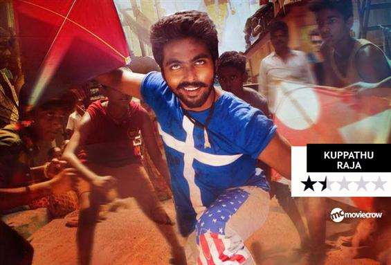 Kuppathu Raja Review - A typical commercial pot-bo...