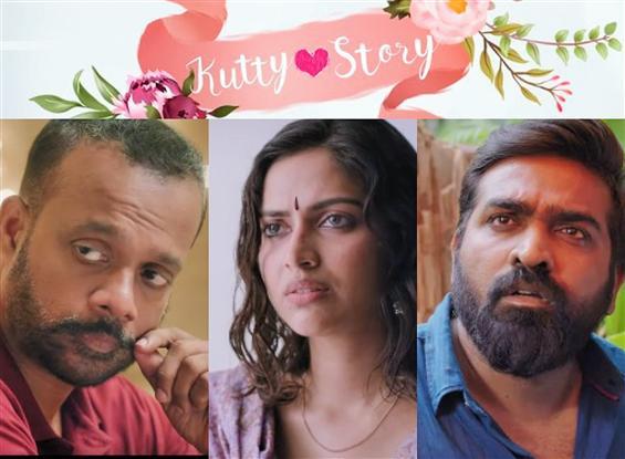 Kutti Story Trailer: Vijay Sethupathi, Amala Paul, Gautham Menon in a modern love anthology!