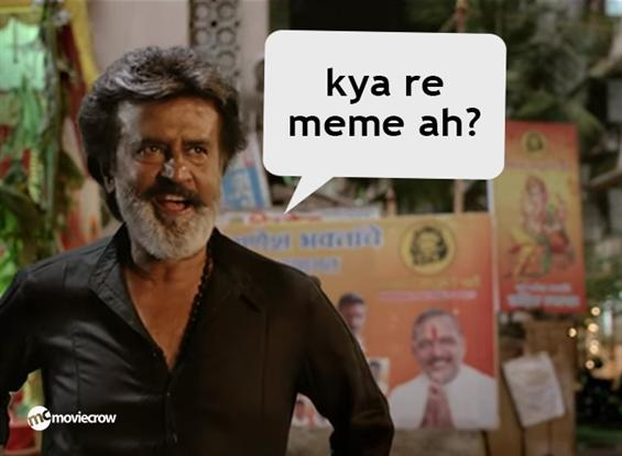 """Kya re, settingah?"" - Rajinikanth's punch dialogu..."