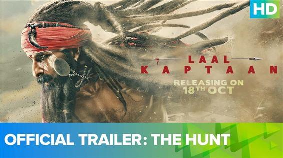 Laal Kaptaan Trailer: Saif Ali Khan plays a ruthless assassin