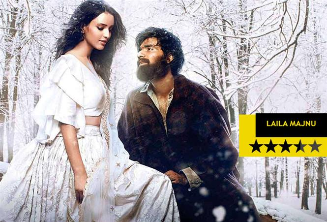 Laila Majnu Review - A Heartbreaking Madness that is Intense, Wild and Imtiazy..