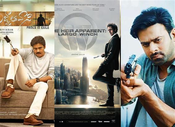 Largo Winch & Telugu Films: A copyright saga!