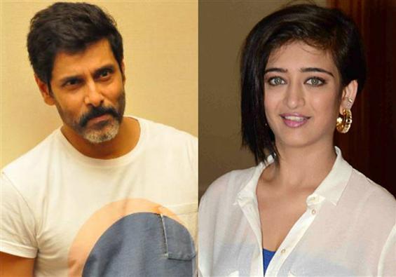 Latest additions to Vikram, Akshara Haasan movie
