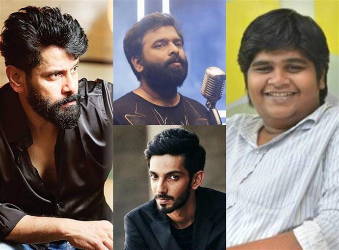 Latest on Chiyaan 60! Anirudh or Santhosh Narayanan for music?