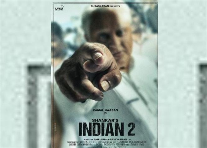 Latest on Kamal Haasan's Indian 2! Tamil Movie, Music Reviews and News